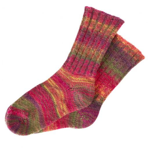 Walksocken Walburga